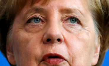 From refugees to Russia: Angela Merkel