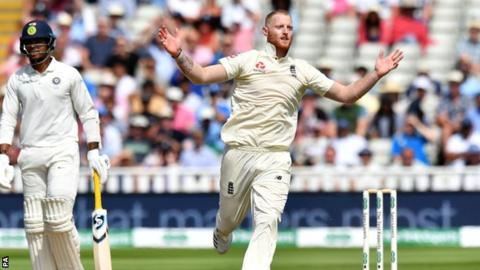 Ben Stokes: England all-rounder has