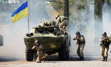 Day in Donbas: 19 attacks of pro-Russian militants during the day