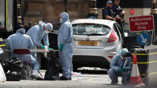 Westminster crash: Salih Khater named as suspect