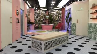 Inside the Celebrity Big Brother 2018 house