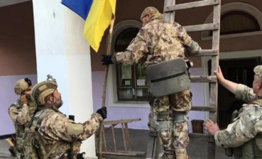 Over 3,5 months JFO returned 15 sq. km. under Ukraine