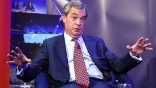 Brexit: Nigel Farage to go 'on the road' with Leave group