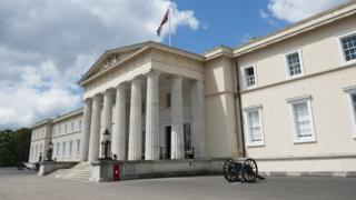 Sandhurst: Police to investigate 'waterboarding' claims