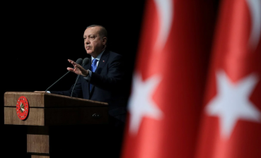 Turkish President Erdogan re-elected to the post of leader of the ruling party