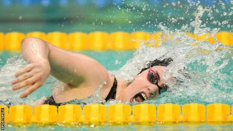 World Para-swimming European Championships: GB