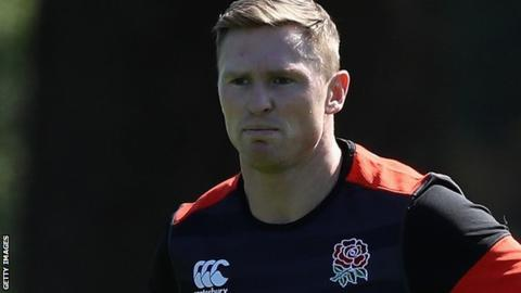 Chris Ashton: Sale Sharks winger could face ban after red card