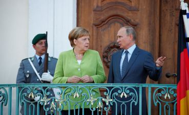 World media about Putin, Merkel meeting in Meseberg