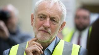 Jeremy Corbyn condemns ex-Labour MP