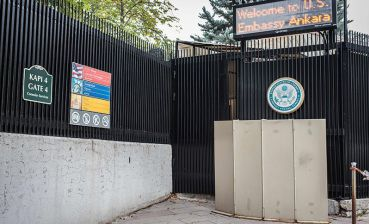 Two suspects of attack on the U.S. Embassy in Ankara detained