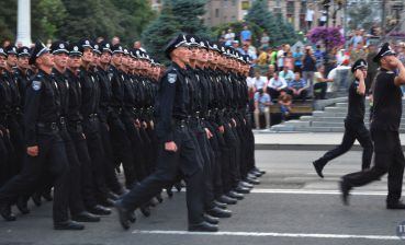 Parade for Independence Day in Kyiv to begin at 10:00 on August 24