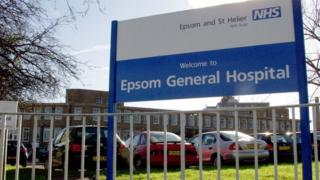 Stray cat causes infection scare at Epsom hospital