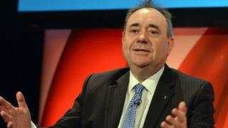 Salmond denies sexual misconduct allegations