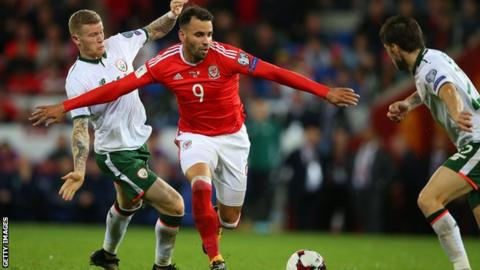 Hal Robson-Kanu: Wales forward retires from international football