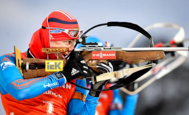 Four Russian biathletes accused of doping use