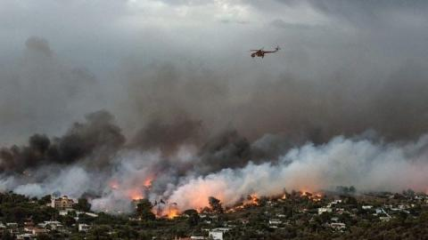 Greek wildfires: Failures revealed after Mati disaster