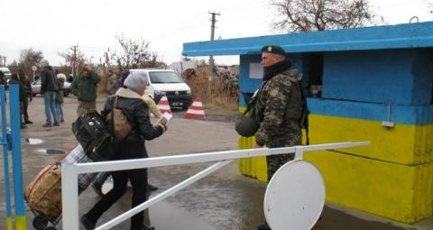 Stanytsia Luhanska checkpoint to be closed for maintenance