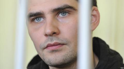 Ukrainian political prisoner Kostenko released from Russian colony