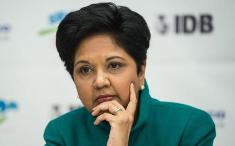 Indra Nooyi to step down as chief executive of PepsiCo after 12 years