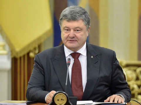 Poroshenko entrusts NSDC to hold meeting on counterwork interference in elections