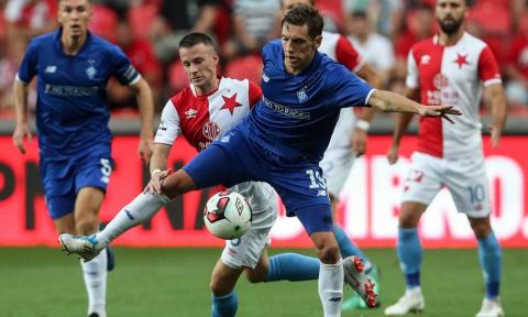 UEFA Champions League: Slavia takes victory away from Dynamo