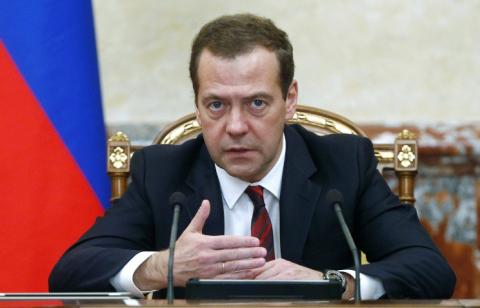 Russia to treat further U.S. sanctions as economic war, - Medvedev