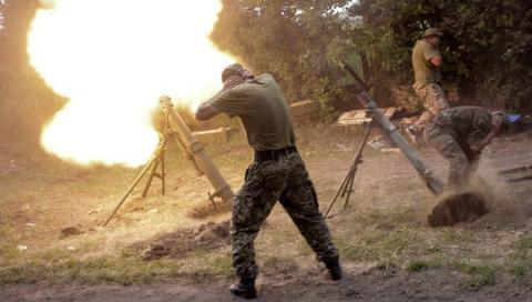 24 hours in Donbas: One Ukrainian serviceman injure