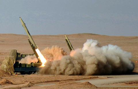 Iran tests ballistic missile first time over last year, - mass media