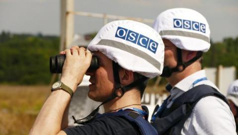 Militants impede work of OSCE in south Donetsk, - Hug