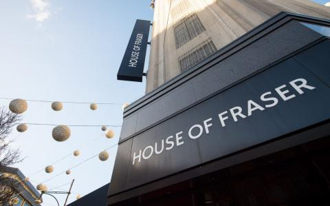 Mike Ashley vows to save 80pc of House of Fraser stores in turnaround effort