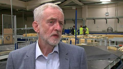 Jeremy Corbyn will not apologise over Tunisia wreath row