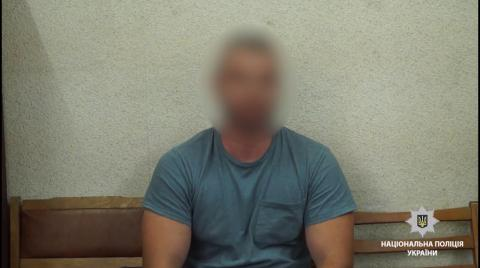 Pro-Russian militant surrenders to law enforcers in Luhansk region
