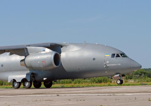 Antonov An-178 to be presented at Independence Day parade