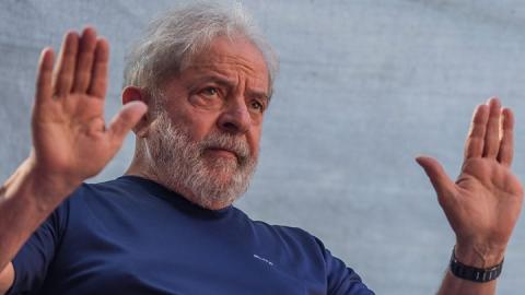 Lula registered as Brazil presidency candidate
