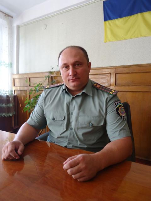 Head of Boryspil Colony Ruslan Romashkov became head of Lykyanivska Prison