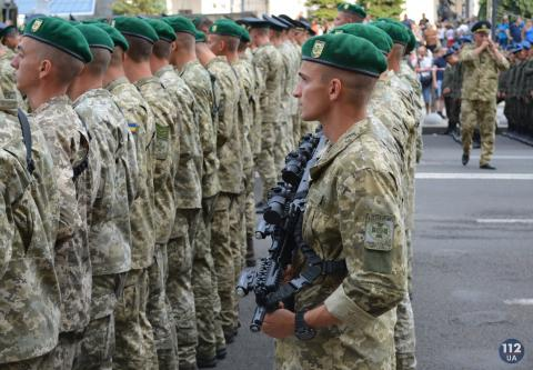 Military parade dedicated to Ukraine's Independence Day takes place today