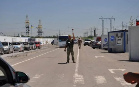 Maiorske checkpoint resumes operation