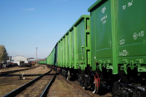 Ukrainian businesses call on Cabinet to halt transit of Russian freight