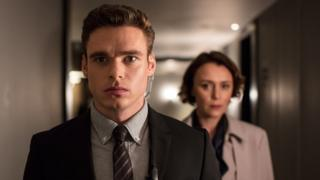 Bodyguard overpowers Vanity Fair in Sunday night TV ratings