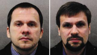 Salisbury Novichok poisoning: Two Russian nationals named as suspects