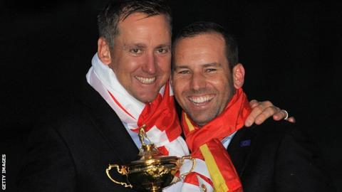 Ryder Cup 2018: Ian Poulter, Sergio Garcia, Paul Casey & Henrik Stenson get Europe wildcards