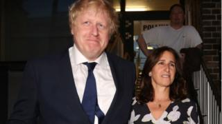Boris Johnson and wife Marina Wheeler to get divorced
