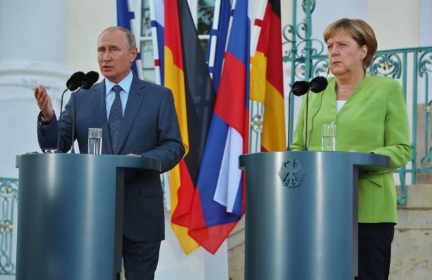 Putin and Merkel Discuss Nord Stream, Ukraine, Syria in a Changing Strategic Context (Part Two)