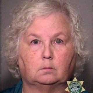 Oregon romance novelist charged in husband's murder