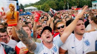 UK growth helped by World Cup and warm weather