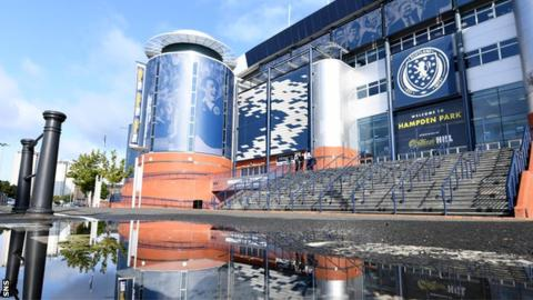 Hampden v Murrayfield: Scottish FA opt to keep games in Glasgow