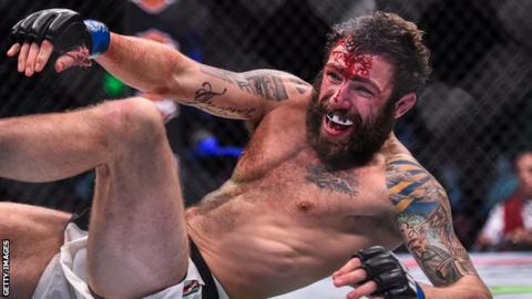 Conor McGregor: UFC fighter Michael Chiesa to sue Irishman over bus attack
