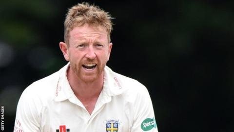 Paul Collingwood: Durham's former England captain to retire at end of season