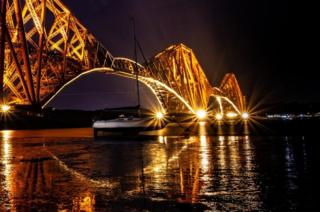 A fox, a fire, the Firth of Forth: Best Scottish pictures