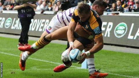Premiership: Wasps 41-35 Leicester Tigers